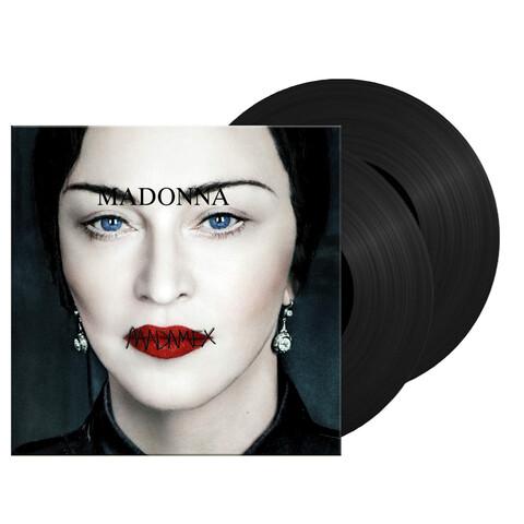 Madame X (2LP) von Madonna - 2LP jetzt im Madonna Shop