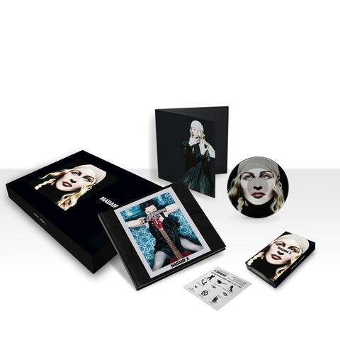 Madame X (Ltd. Deluxe Box Set) von Madonna - Box jetzt im Madonna Shop