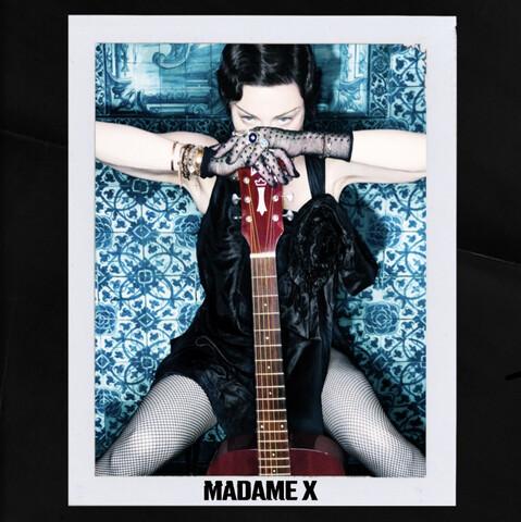 Madame X (Ltd. Deluxe 2CD Hardcover) von Madonna - 2CD jetzt im Madonna Shop