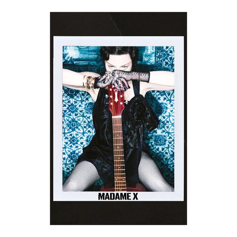 Madame X (Ltd. Deluxe Kassette) von Madonna - MC jetzt im Madonna Shop
